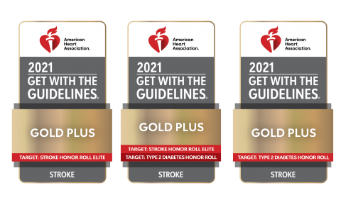 Get With The Guidelines®-Stroke Gold Plus