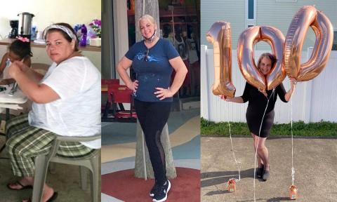 Sherry's Weight Loss Transformation
